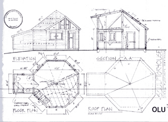 Contemporary Architecture Drawing Kit Background Design To Inspiration
